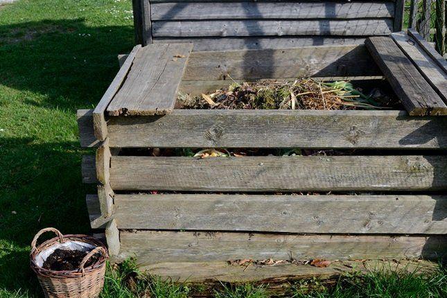 К весне мини-компостные кучи готовы к использованию