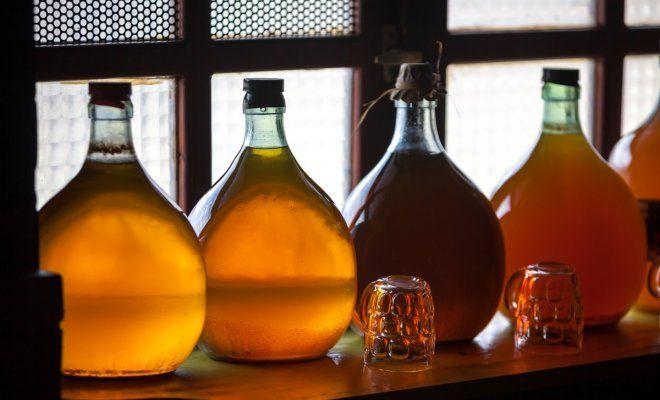 Домашние алкогольные напитки - 394 рецепта приготовления 65