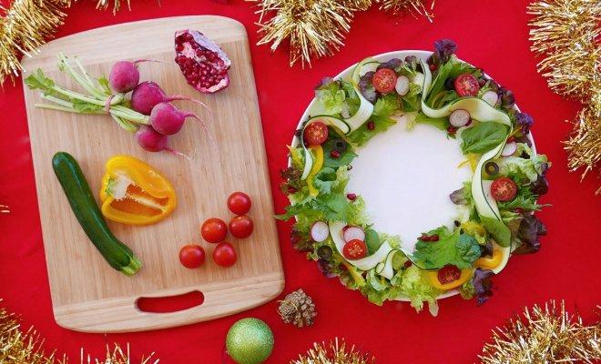 : Вкусные салаты на новогодний стол
