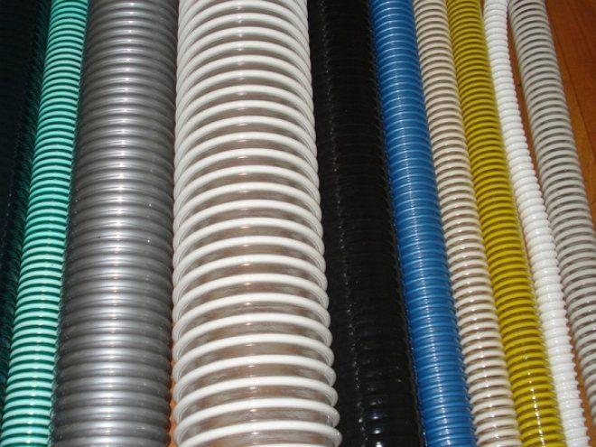 Шланги из пластика