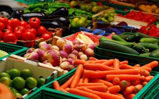 Нитраты в продуктах