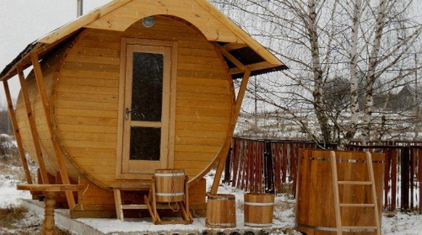 Как построить баню на даче своими руками, недорого и…