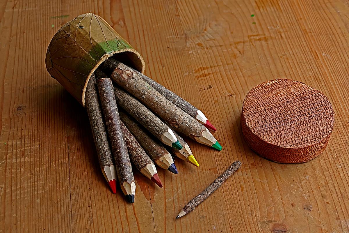 13 идей, как использовать ветки растений после обрезки