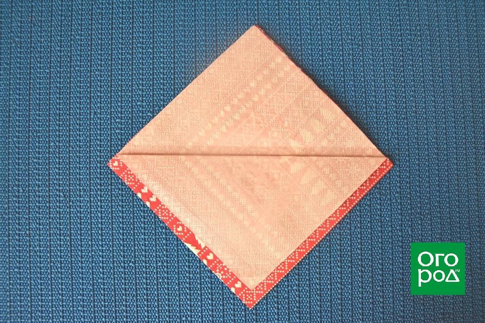 как сделать конверт для приборов